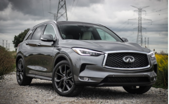 Infiniti QX50 Autograph 2019 Price in Spain