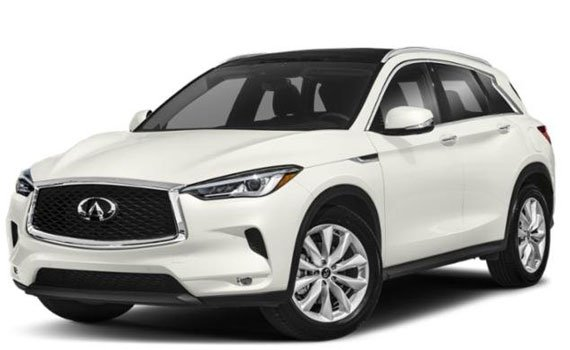 Infiniti QX50 Essential AWD 2020 Price in Egypt