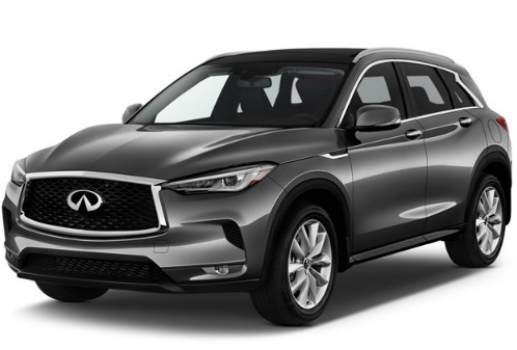 Infiniti QX50 LUXE 2019 Price in Europe