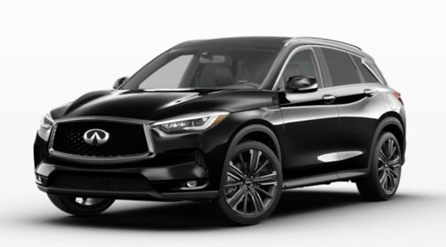 Infiniti QX50 Luxe FWD 2021 Price in South Africa