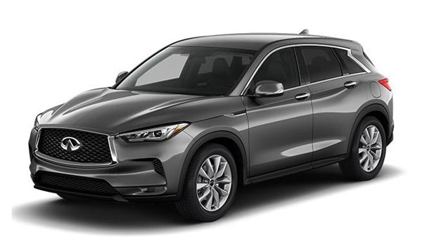 Infiniti QX50 Pure FWD 2021 Price in Europe