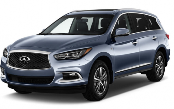Infiniti QX60 3.5 PURE AWD 2019 Price in Spain