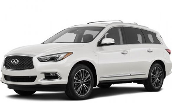 Infiniti QX60 LUXE 2020 Price in Hong Kong