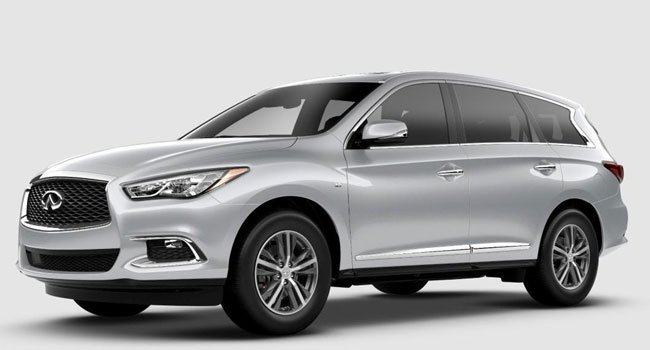 Infiniti QX60 PURE AWD 2020 Price in Egypt