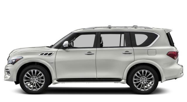 Infiniti QX80 Luxe AWD 2021 Price in Iran