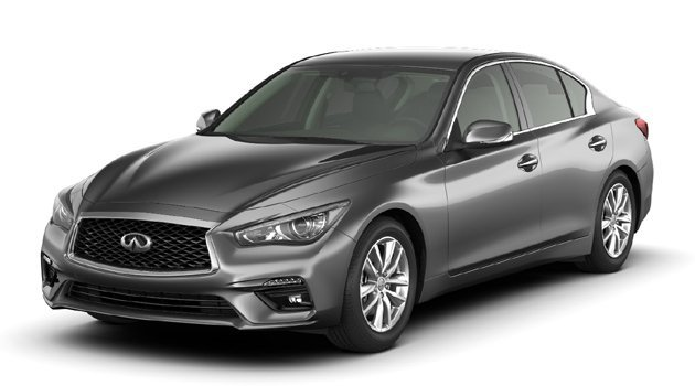 Infiniti Q50 3.0t Luxe AWD 2021 Price in Spain