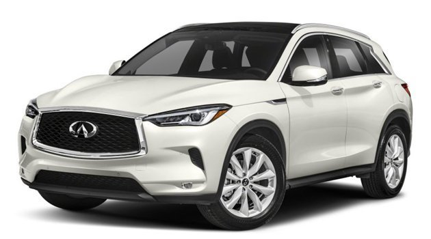 Infiniti QX50 Autograph 2021 Price in Turkey