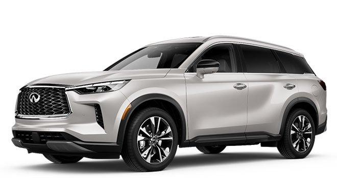 Infiniti QX60 LUXE AWD 2022 Price in Canada