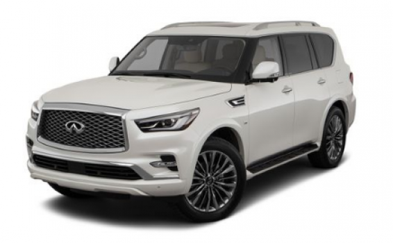 Infiniti QX80 5.6L 7-Seats 2018 Price in Australia