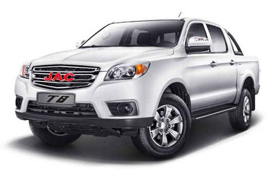 JAC T6 4x4 2020 Price in Russia