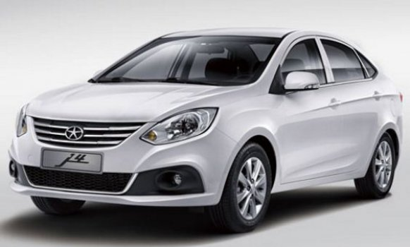 JAC J4 Luxury Price in Thailand