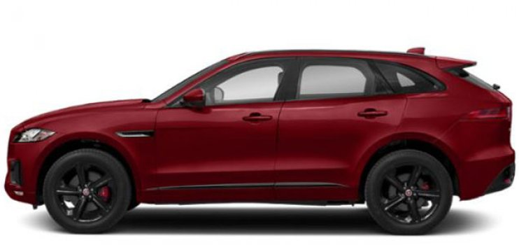 Jaguar F-PACE S AWD 2020 Price in South Korea