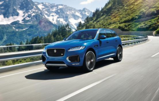 Jaguar F-Pace S 2019 Price in Norway