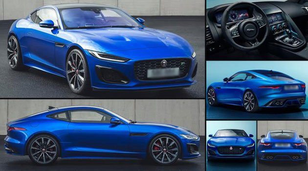 Jaguar F-Type 2021 Price in South Africa