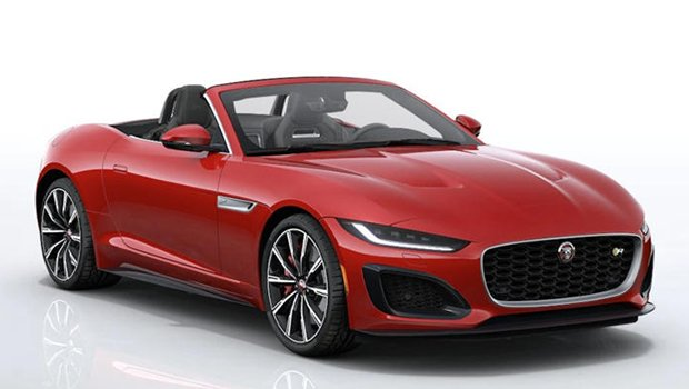 Jaguar F-Type Convertible 2021 Price in Qatar