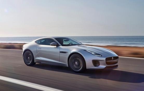 Jaguar F-Type Coupe 2018 Price in Europe