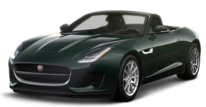 Jaguar F-Type R Convertible 2019 Price in Norway