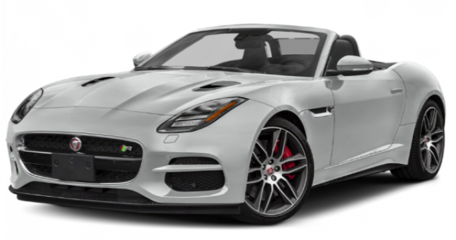 Jaguar F-Type R-Dynamic Convertible Manual 2019 Price in Ethiopia