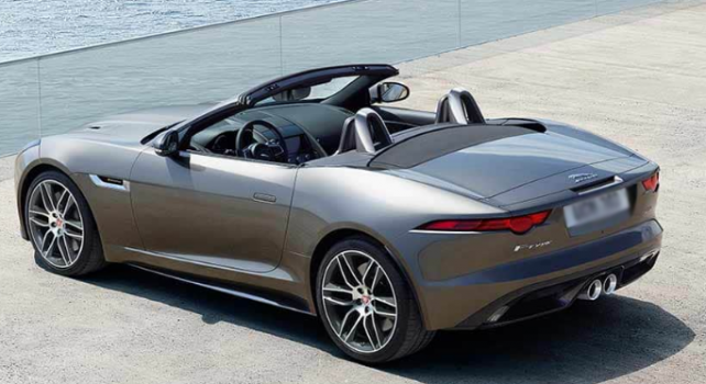 Jaguar F-Type SVR Convertible 2019 Price in Hong Kong
