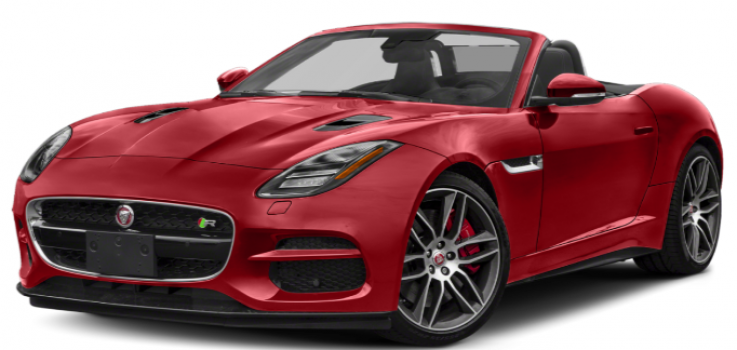 Jaguar F-Type R-Dynamic Convertible Auto 2019 Price in South Korea