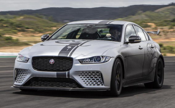Jaguar XE SV Project 8 2018 Price in Canada