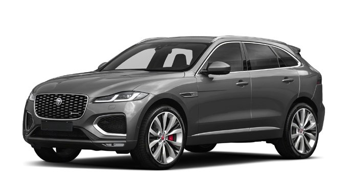 Jaguar F-Pace P250 2021 Price in Iran