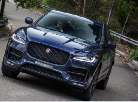 Jaguar F-Pace R-Sport 20d 2019 Price in Spain