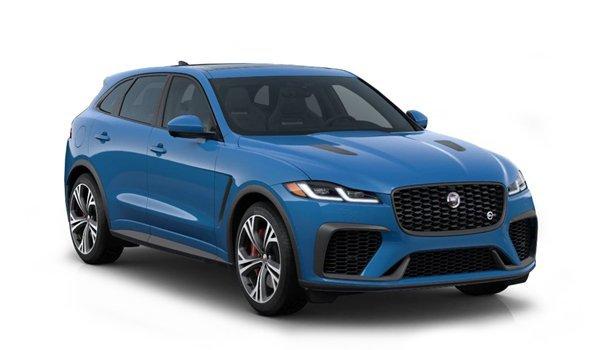 Jaguar F-Pace SVR 2022 Price in India