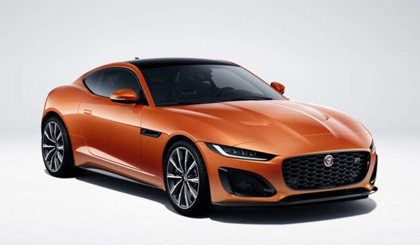 Jaguar F-Type P380 Coupe 2022 Price in China