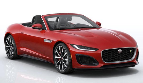 Jaguar F-Type R Convertible 2021 Price in Egypt