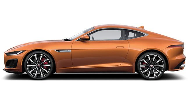 Jaguar F-Type R Coupe 2022 Price in China