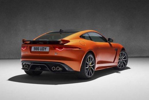 F Type Price >> Jaguar F Type Svr Coupe 2017 Price In Australia Features