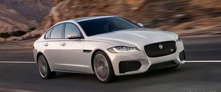 Jaguar XF Prestige 2017  Price in Canada