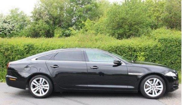 Jaguar XJ SWB Luxury 2017 Price in Canada