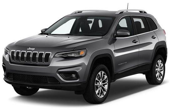 Jeep Cherokee Altitude 2020 Price in India