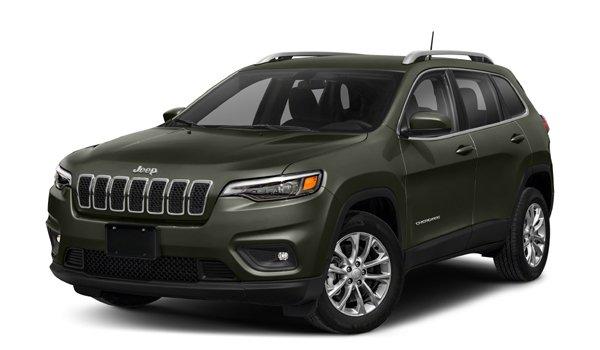 Jeep Cherokee Latitude FWD 2021 Price in Pakistan
