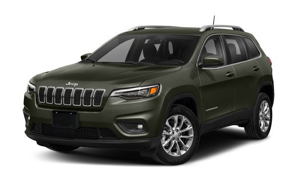 Jeep Cherokee Latitude 4x4 2021 Price in Nepal