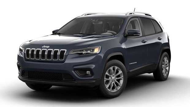 Jeep Cherokee Latitude Lux 2021 Price in Saudi Arabia
