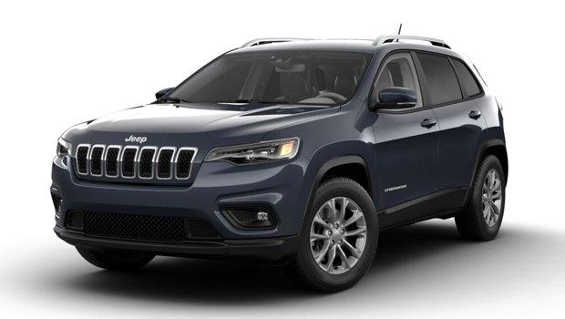 Jeep Cherokee Latitude Lux 4x4 2021 Price in Saudi Arabia