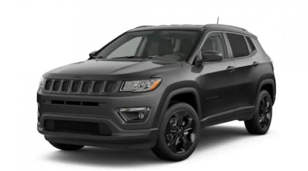 Jeep Compass Altitude 4x4 2019 Price in Pakistan