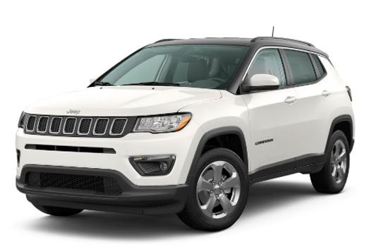 Jeep Compass Latitude 4x4 2020 Price in Greece