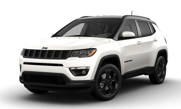 Jeep Compass Latitude 4x4 2021 Price in Uganda