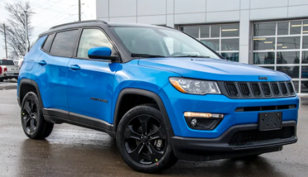 Jeep Compass North 2019 Price in Pakistan