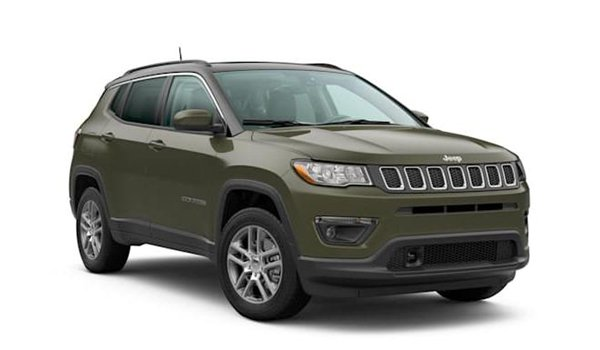 Jeep Compass Sport 4x4 2021 Price in Nepal