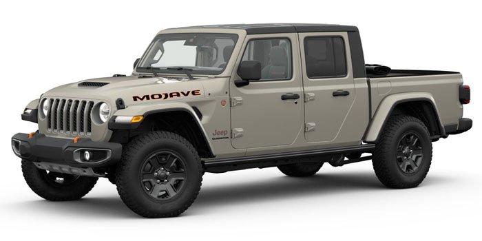 Jeep Gladiator Mojave 4x4 2020 Price in Netherlands