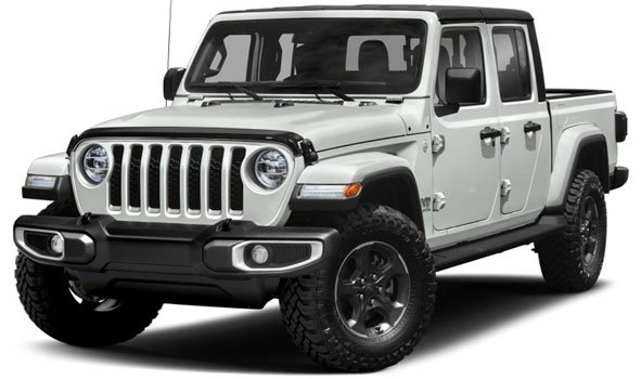 Jeep Gladiator Overland 4x4 2020  Price in Canada