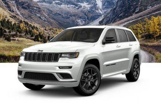 Jeep Grand Cherokee Limited X 2019 Price in Pakistan