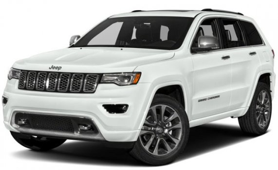 Jeep Grand Cherokee Overland 2019 Price in Pakistan