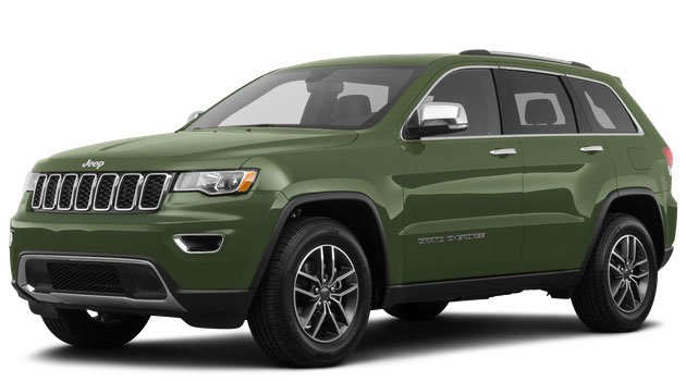 Jeep Grand Cherokee SRT 4x4 2020 Price in South Africa