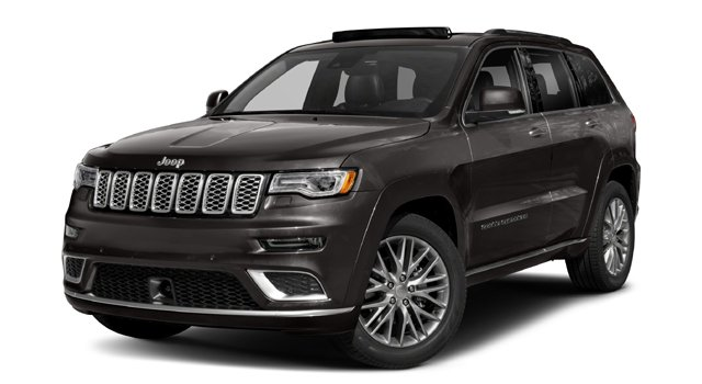 Jeep Grand Cherokee Summit 4x4 2021 Price in Spain